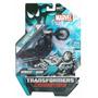Marvel Transformers Crossovers - Spider Man Black