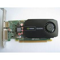 Placa Vídeo Nvidia Quadro 600 1gb Ddr3 128 Bits Dvi Gameport
