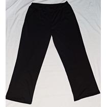 Pantalon Punto Roma Rectos Gorditas Talles Grandes Hasta 4xl