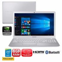 Notebook Samsung 500r5h-xd3 Intel I7 8gb Ram 1tb Hd Geforce