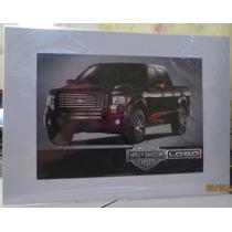 Bonito Anuncio, Publicidad Camioneta Harley Davison Lobo