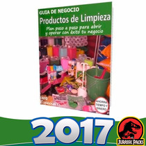 Inicia Una Tienda De Productos De Limpieza Guia Negocio 2017