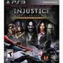 Injustice Gods Among Us Ultimate Ps3 Código Psn Portugues Br