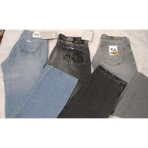Lote De 10 Jeans Solido Inc. Mujer Discontinuos, Tal:32al38