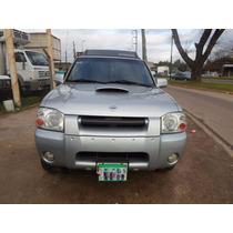Nissan Frontier 4x4 Full Con Cuero Impecable