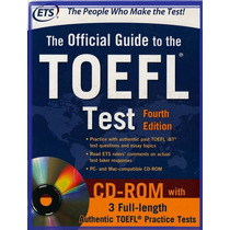 Official Guide To The Toefl Test With Cd, 4th Ed ( P D F)