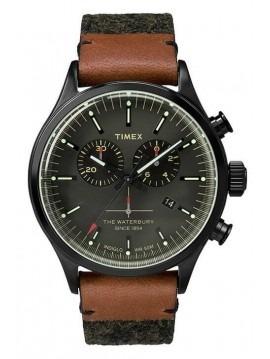 3f2b98d31a3 Relógio Timex Heritage Tw2p95500ww n - R  390