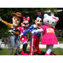 Mickey Personaj Minion Princes Sofía Pig Animación Todo B As