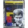 Jogos Patrioticos Harrison Ford Dvd Original Impecável
