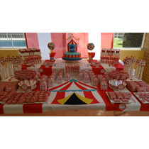 Candy Bar Personalizado Para 50 Chicos