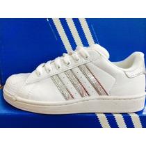 Zapatillas Adidas Niños Superstar Ultimo Modelo Imperdible