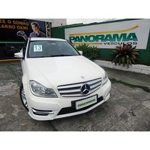 Mercedes-benz C 180 1.6 Cgi Sport 16v Turbo 4p Aut 2013/2013