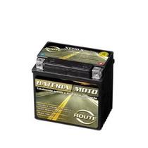 Bateria Route Xtz6ls Yamaha Factor Ybr 125 E K Ed * 6 Ah