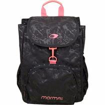 Mochila Mormaii Feminina Escolar Mbia66001 - Bolsa Feminina