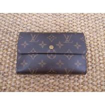 Carteira Louis Vuitton Vintage Original