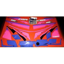 Replicas Calcos Graficas- Honda Cbr 600 F2