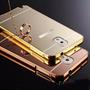 Case Bumper Celular Metal Galaxy Note3 N9005 +película Vidro