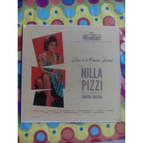 Nilla Pizzi Lp Reina De La Cancion Italiana