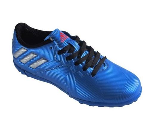 97df604e82 Chuteira Society Infantil adidas Messi 16.4 Tf J Original Az - R  220
