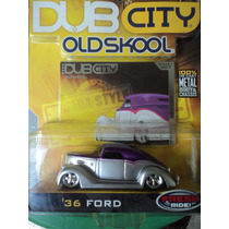 Carrito Dub City Ford 36