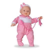Boneca Mini New Bebê Mania - Roma Brinquedos