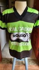 Camisa De Futebol Dos Anos 80 - Camisas de Futebol Verde no Mercado ... 0156ce058de54