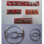Emblema P/ Vectra + Gls + 2.0 + Mpfi + Gravatas 96/... - Bre