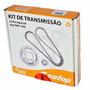 Kit Relação Cofap Biz 125 2000 2001 2002 Aço 1045 Cod 413800