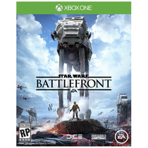 Jogo Midia Fisica Lacrado Do Xbox One Star Wars Battlefront
