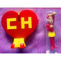 El Chavo Figura Del Chapulin Colorado Del Mc Donalds