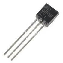 Componentes Electronicos Transistor 2n3906 Pack 10 Piezas