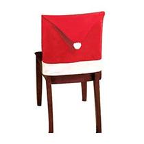 Decoración Silla De Navidad Covers, Elevin (tm) Sombrero Re