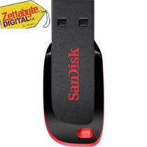 Pendrive 8gb Sandisk Cruzer Blade 2.0 Zettabyte Tienda
