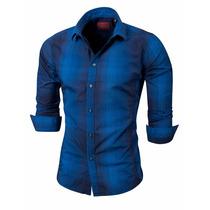 Valkymia Camisa Entallada Fermin Algodón Premium