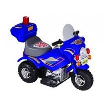 Moto Electrica De Jueguete