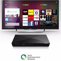 Blu-ray Player Sony Bdp-s3200 Wi-fi Internet (frete Grátis)
