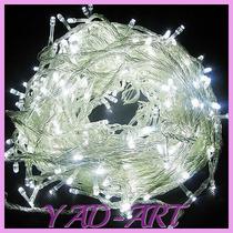Guirnalda De Led Navidad.100 Luces.9 Metros! Cable Cristal!