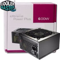 Fonte Cooler Master 600w Extreme Power Plus