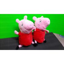 Peluche Peppa Pig 25 Cm Importada