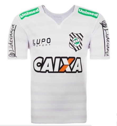 3537c58a2de62 Promoção!! Camisa Lupo Figueirense 2015 - Nº 10 - Uniforme 2 - R  79 ...