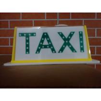 Bigorrilho Led Taxi Rio De Janeiro - Luminoso Taxi Rj