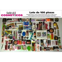 Lote De 100 Cosmeticos L