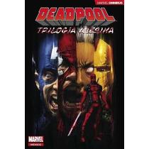 Comic Deadpool Trilogia Asesina Completa Español Televisa
