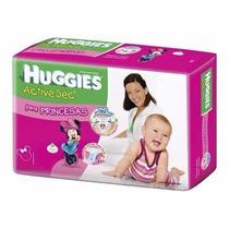 Pañales Huggies Princesas Grandes Hiperpack