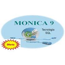 Programa Facturación Administrativo Contable Monica 9.0.