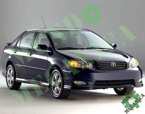 Manual Oficina Servicio Corolla 2003 2008 Toyota   R$ 20,00 Em Mercado Livre