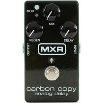 Pedal Mxr Carbon Copy | Analog Delay | Para Guitarra