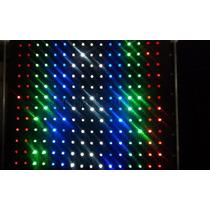 Cortina De Led 2,50x3,20 Rgbw Sensorial Automática Bivolt