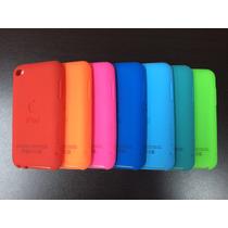 Forro Silicon Ipod Touch 4g Estuche Protector Goma