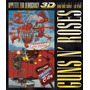 Guns N Roses Appetite For Democracy Bluray 3d Slash Axl